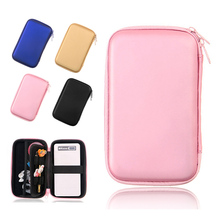 New Storage Cases Portable Digital Accessories Carry Bags for Mobile Phone/Power bank/HDD/Cameras/MP3(China)