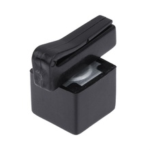 Pool Billiards Snooker Magnetic Cue Chalk Holder with Belt Clip Snooker Accessories Chalk Holder ISP(China)
