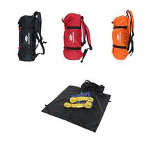 Outdoor Folding Nylon Rock Climbing Rope Bag Gear Equipment Holder Storage for Camping Climbing Caving Equipment Accessories(China)