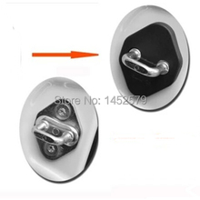 Door lock buckle decoration For Honda /CRV CR-V 2012 2013 /Honda Fit/ HONDA CITY/ Accord/Crosstour/Toyota Camry 2012 car styling