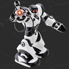 large Size Smart Remote Control Robot RC Robot Kids Rc Animal Toys intelligent Dance&Sing RC Robot for kid best gifts(China)