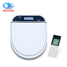 KOYIDA Intelligent Toilet Seat LED Light With Hip Clean Function Cover For Toilet Automatic Electronic Bidet Toilet Washlet(China)
