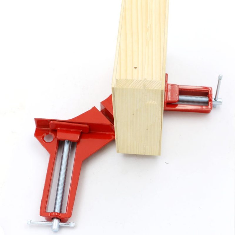Angle Clamps Multifunction 90degree Right Angle Clip Picture Frame Corner Clamp Mitre Clamps Corner Holder Woodworking Hand Tool