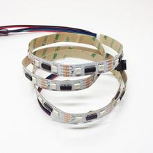 10M LPD8806 32leds/m, Non-Waterproof LPD8806 IC 8806 RGB Digital LED Strip DC 5V pixel strip 5050 smd flexible ribbon(China)