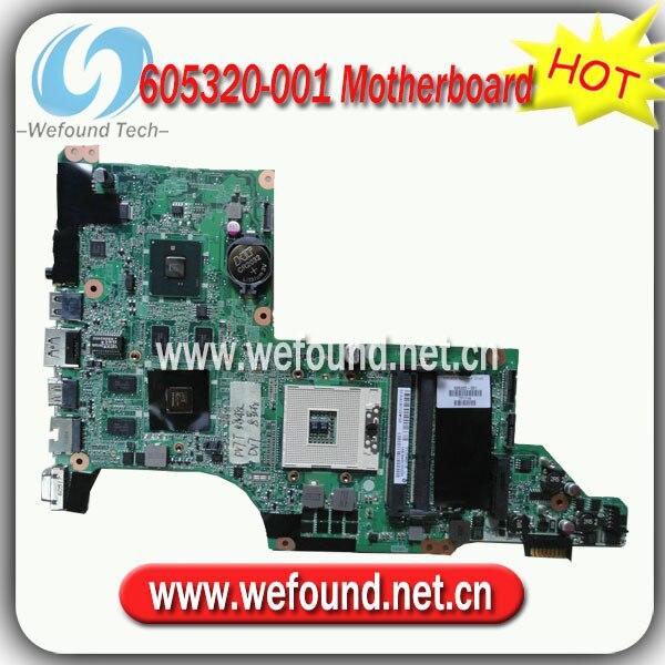 605320-001,Laptop Motherboard for HP DV7 DV7T Series Mainboard,System Board<br><br>Aliexpress