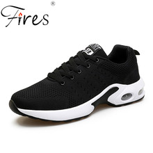 Fires Men Running Shoes Summer Low Lace-up Brand Sports Shoes Zapatilla Breathable Sport Flats Run Shoes Mens Black Air Sneakers