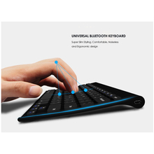 MAORONG TRADING Universal case with wireless bluetooth keyboard for tablet phone laptop surface pro keyboard with backlit