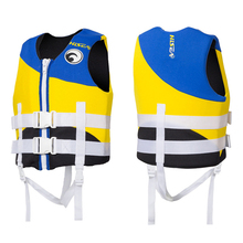 Floating Kids Life Jackets Vest Boys Girls Children For Boating Surfing Rafting Safety Coletes Salva-vidas Swimming Equipment CO