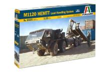 ITALERI 6525 1/35 Scale M1120 HEMTT load handling system Plastic Model Building Kit