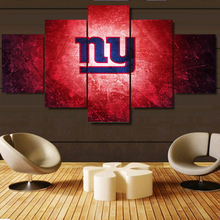 New York Giants   Painting Canvas Wall Art Picture Home Decoration Living Room Canvas Painting Frame New York football giants