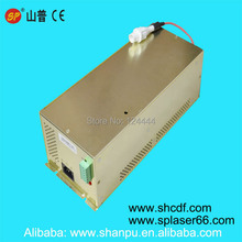 co2 laser power supply 130w  for laser cutting engraving machine 130w laser tube CDF Series V6 laser tube