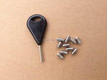 free shipping fcs fin key grub screws