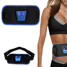1 Set Electronic Body Muscle Arm Leg Waist Abdominal Massage Exercise Toning Belt Slim Fit for Beauty Health