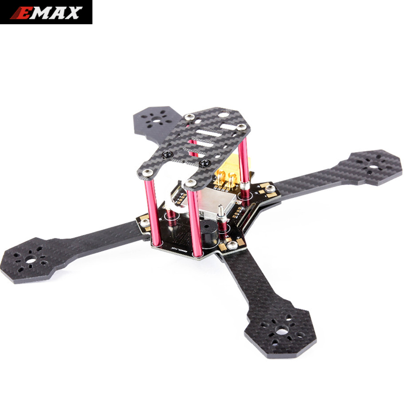 1set Emax Nighthawk X5 200mm High Speed Carbon Fiber Frame Kit 5mm Arm With PDB Wholesale<br>