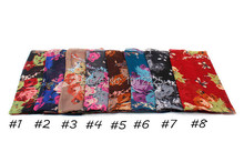 rose flower rosette floral unique style fancy funny beautiful good qualitybohemian vintage hijab scarf shawl