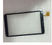 "New Touch Screen For 8"" Prestigio MultiPad wize 3508 4G PMT3508 Panel Digitizer Panel MultiPad_WIZE_3508_4G Sensor Free Shipping"