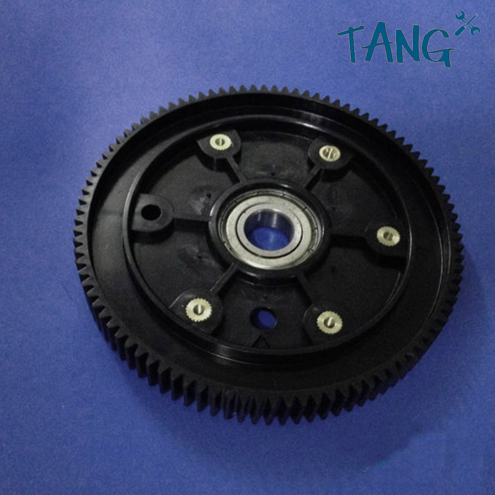 10PCS NEW Duplicator GEAR;M1X9.5X12 fit for RISO RP 612-12900 FREE SHIPPING