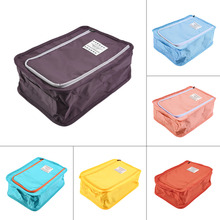 OUTAD 1Pcs Shoes Storage Bag Travel Portable Waterproof Tote Shoes Pouch Dry Shoe Organizer Toiletries Laundry Shoe Pouch