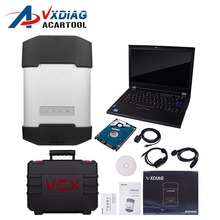VXDIAG Multidiag Diagnostic Tool for Benz Powerful than MB STAR C4 with LAPTOP T420(I5/4G)+HDD For Benz scanner Free Shipping