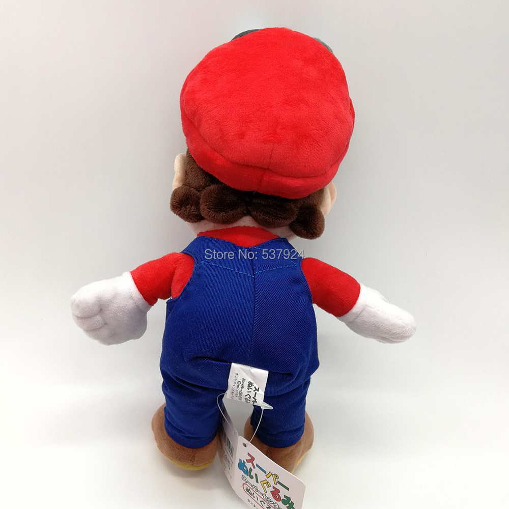 Mario with Odyssey Hat-8inch-140g-24.5-C