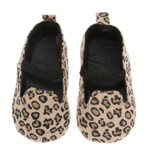 Baby Girls Shoes Infant Toddlers Leopard Printed Soft Sole Sneakers Newborn Anti Slip First Walkers Baby Prewalkers Shoes 0-18M(China)