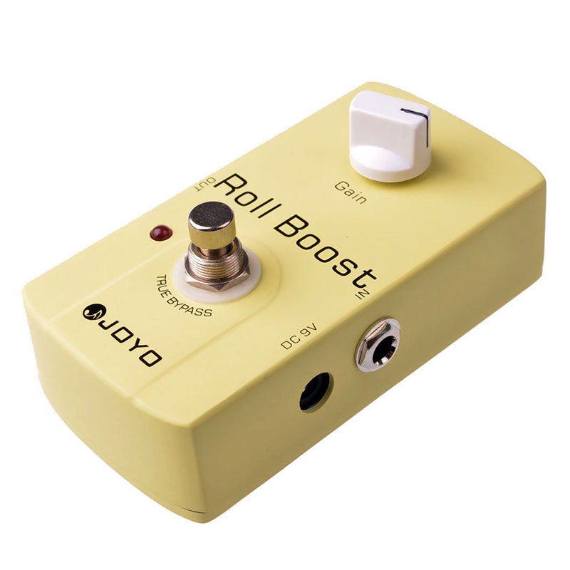 JF-38 Roll Boost Effects Guitar Pedal JF38 Effect Pedal JOYO Roll Boost Pedals JOYO<br><br>Aliexpress