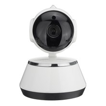 6pcs one set 720P Wireless Pan Tilt  WiFi IP Camera Security Surveillance CCTV Network IR Night Vision Kit  WIFI Webcam