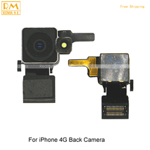 5pcs/lot 3.5 Inch For iphone 4G 4S Rear Back Front Facing Camera Flex Main Big Small Camera Module Lens Replacement Phone Parts
