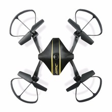 JJRC H44WH DIAMAN WIFI FPV RC Quadcopter Drone with 720P Camera Foldable Remote Control Headless Mode Helicopter Selfie Drone(China)
