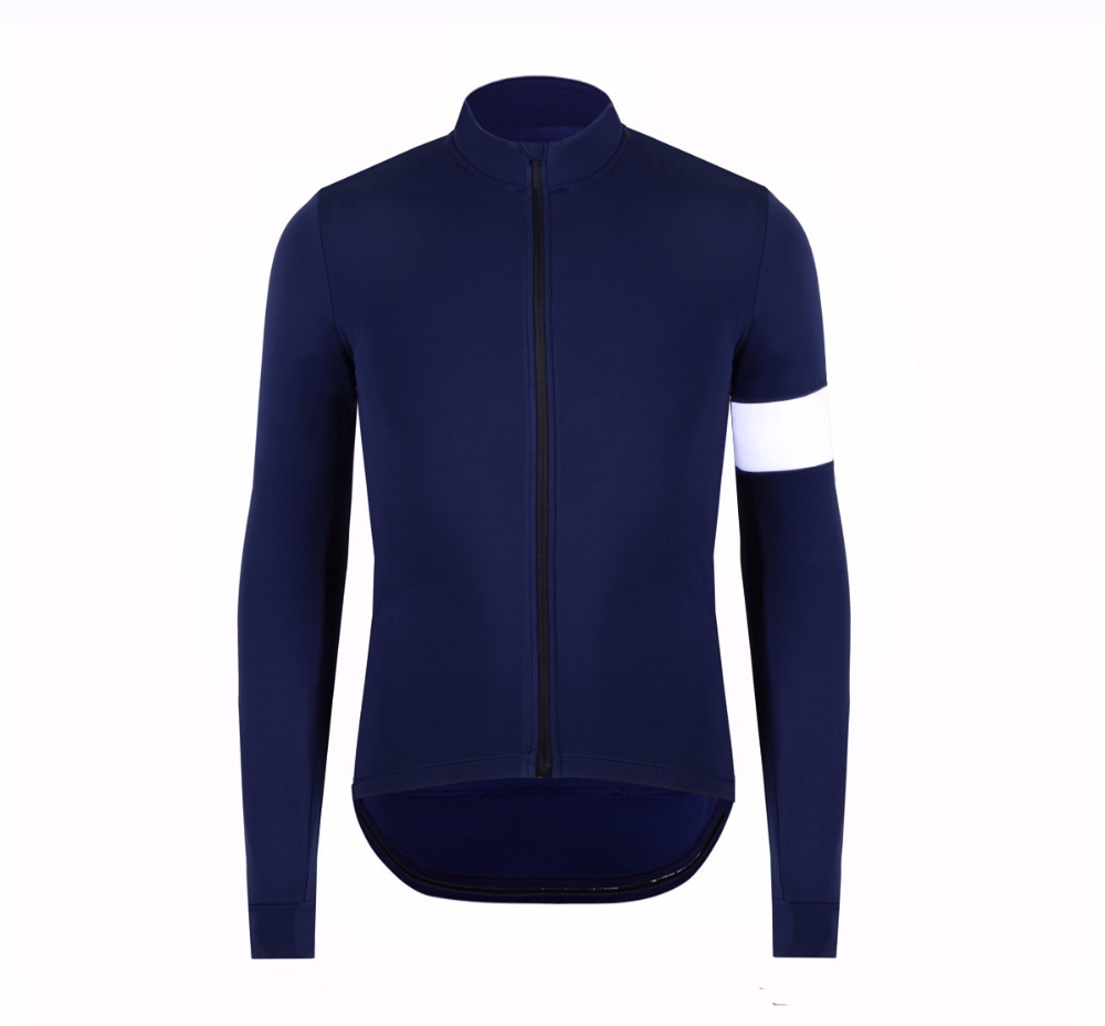 SPEXCEL classic Cycling Jersey winter thermal fleece slim fit Cycling clothes long sleeve top quality bicycle shirt for Winter <br>