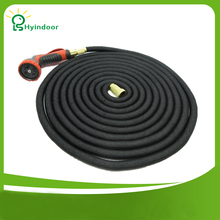 25/50/75/100 Feet Expand Flexible Garden Water Hose Watering Irrigation Expanding Magic Garden Bungee Water Hoses Pipe(China)