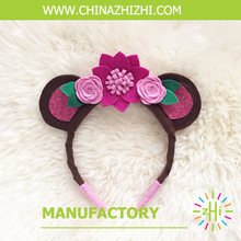 brazilian hair product New Design Mouse Ear Hair Accessories mouse hair(China)