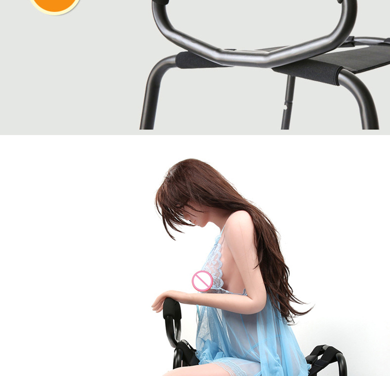 TOUGHAGE Weightless Love Sex Chair Sex Furniture Inflatable Pillow Stool With Handrail Sex Toys for Woman Couples Products Sofa (7)