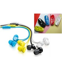 Original WH-208 In-ear Stereo earphone with Mic Remote Control For Nokia Lumia 1020 930 925 720 800 820 900 920 635 640 535