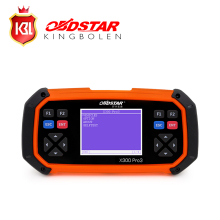 OBDSTAR X300 PRO3 Key Master OBDII X300 Key Programmer Odometer Correction Tool EEPROM/PIC Update Online better than SKP900(China)