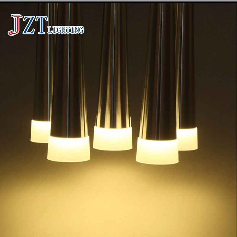 Z Modern Fishing Line Chandelier Personality Creativity LED Bar Hanging Lamp Simple Cafe Art Atmosphere Pendant Lamp<br><br>Aliexpress