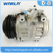 car  AC compressor 10P30C for Toyota Coaster Bus PV2 12V/24V 447220-0394