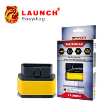 Original Launch X431 Easydiag 2.0 Version Supports Android&IOS OBDII Diagnostic Tool Better Than Idiag and ELM327, scan for Ford