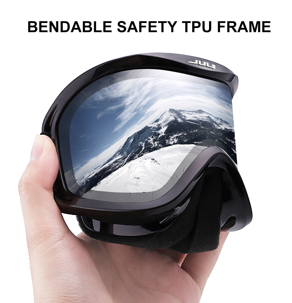snowmobile goggles fog