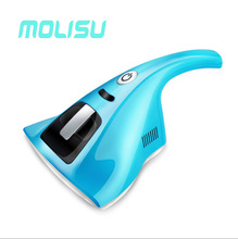 MOLISU Mini Mattress UV Vacuum Cleaner for Home Free Shipping Aspirator Home Appliances Mites-killing Collector M3 In addition