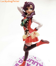 Love Live School idol project Nozomi Tojo Action Figure Sunny Day Song Nozomi Tojo Doll PVC figure Toy Brinquedos Anime 20CM