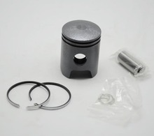 39mm For MOB / DAKOTA Motorcycle Piston Kit With 2mm Ring and 13mm pin