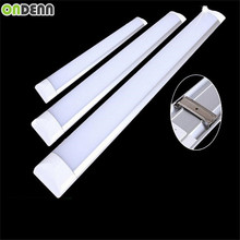 8pcs/lot 40W 120cm 26W LED Batten Tube Light Cold White/Warm Whtie 2835SMD LED light, AC85-265V CE RoHS DHL UPS Free Shipping