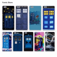 Tardis Bad Wolf doctor who Telephone booth hard White Case Cover for Huawei P7 P8 P9 Lite P9 Plus Mate 9 8 7 S Phone Case