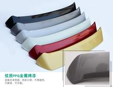 lane legend Empennage exterior paint pressure modification Angke Sierra wing case For Nissan Tiida 2011-2016 (Remarks: Color)(China)