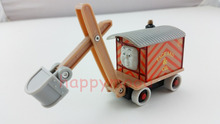 Thomas & Friends Ned Crane Grab Magnetic Toy Model Train T019 Loose Cars New In Stock & Free Shipping