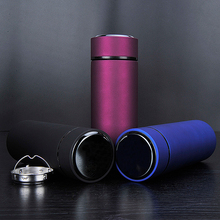 450ML  Stainless Steel Heat Insulation Thermal Mug Office Tea Drinkware As Gifts Coffee Vacuum Flasks & Thermoses Cup