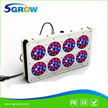 360W Apollo 8 led grow light , mulit color spectrum for indoor  plant veg and flower