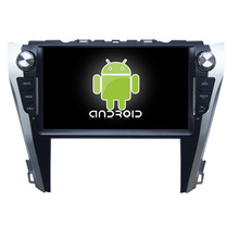 Android 4.4 Car DVD GPS for Toyota Camry V50 2015 European Mstar CPU 1.5GHz Bluetooth SWC Radio RDS OBD Mirror link Wifi Hotspot(China)