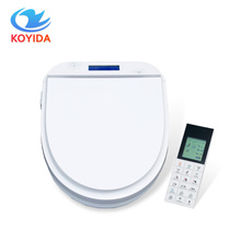 KOYIDA Washlet Heated Toilet Seat Cover LED Light Automatic Heating Cleaner Intelligent Toilet Bidet With Female Buttock Flusher